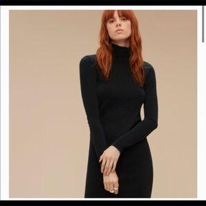 Wilfred Free Mariel Dress Black Medium